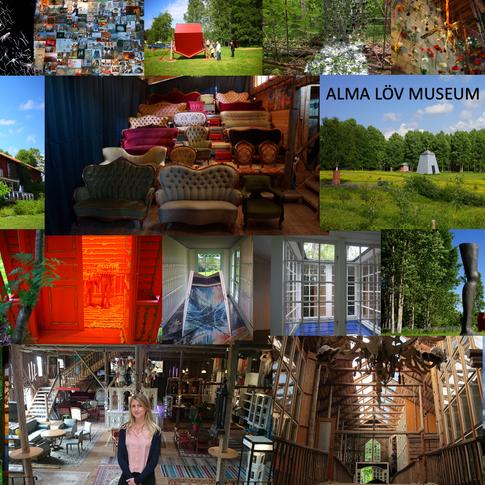 Alma Löv Museum