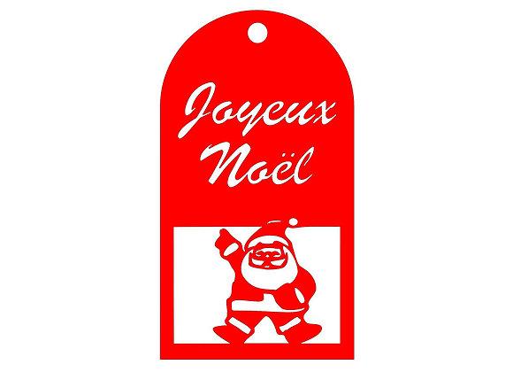 Pendentif Père Noël