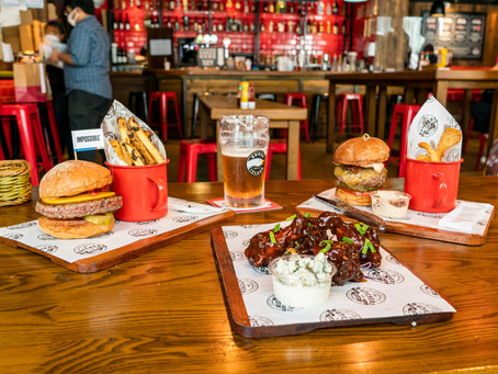Gourmet Burgers at The Butchers Club