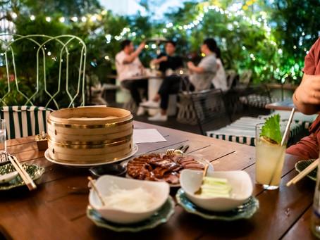 Cantonese Dining & Art at Duddell's