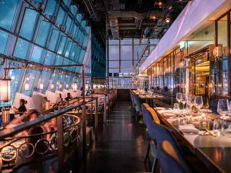 At Aqua Hong Kong, Gourmands Toast to the Finer Things in Life
