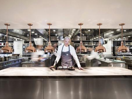 10 Minutes With…Richard Ekkebus, Culinary Director at The Landmark Mandarin Oriental