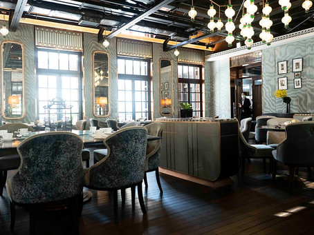 Cantonese Cuisine with a Twist at The Chinese Library