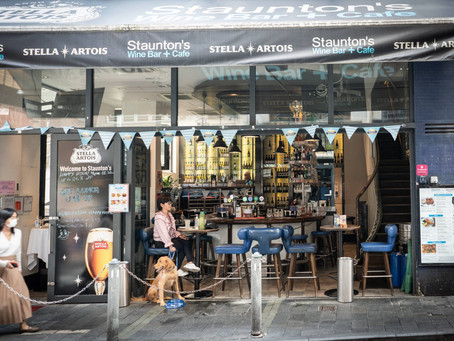 Staunton's Wine Bar & Cafe is Soho's Favourite Hangout Spot Since 1997