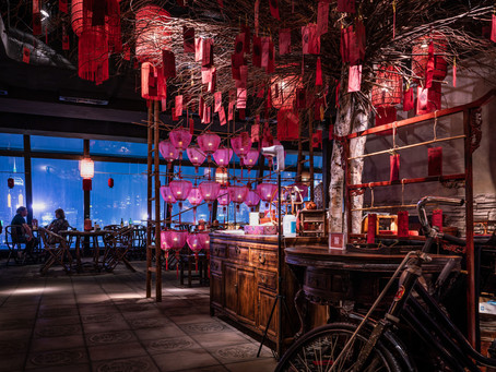 Hutong Launches The Golden Dragon Menu, Paying Tribute to its Worldwide Specialities