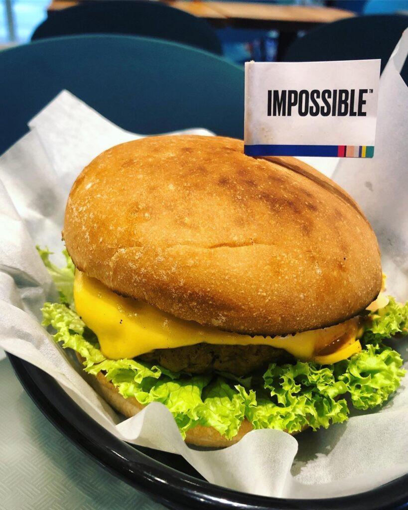 kabo impossible burger
