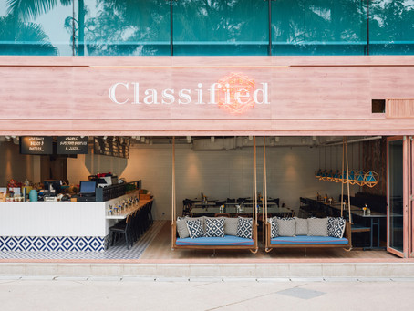 Repulse Bay's Classified is a Beachside Respite for City Dwellers