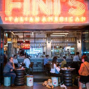 Fini's Soho Specialises in Comfort Food Classics