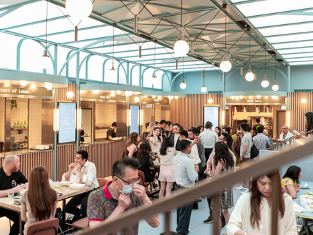 Dining Hall Concept BaseHall to Launch this Month