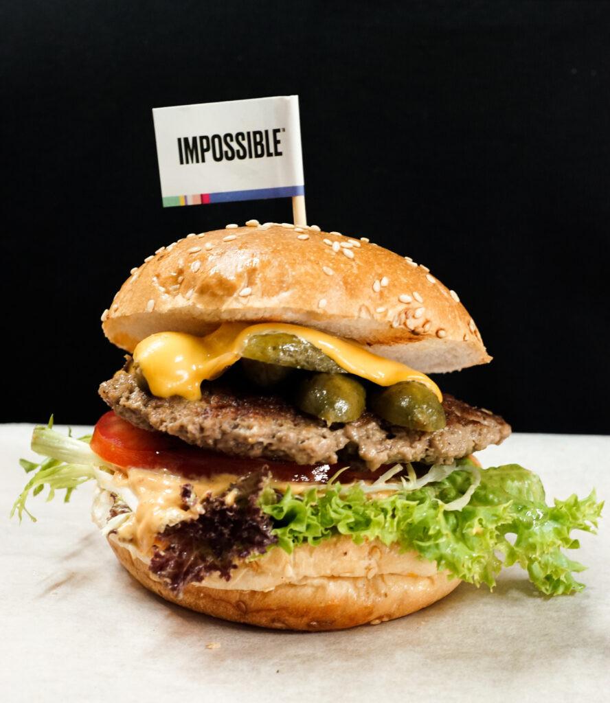 kitchen corner impossible burger