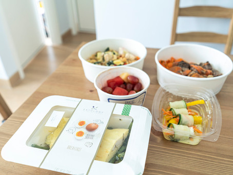 Optimal Performance Meal Delivery Plan From Eatology