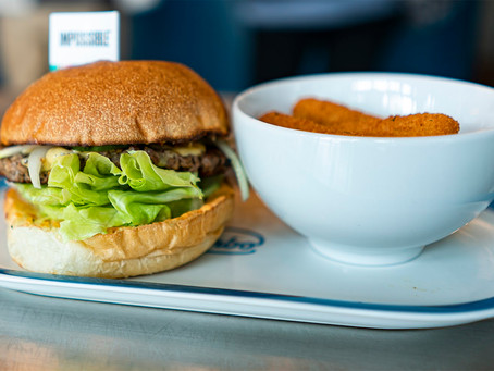 Where to Get the Impossible™ Burger in Hong Kong