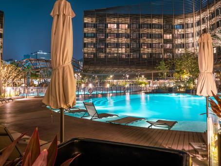 Hong Kong Ocean Park Marriott Hotel is a Family-Friendly Resort For City Dwellers