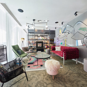 Moxy Bucharest Old Town is a Convenient, Trendy Boutique For Working Travellers