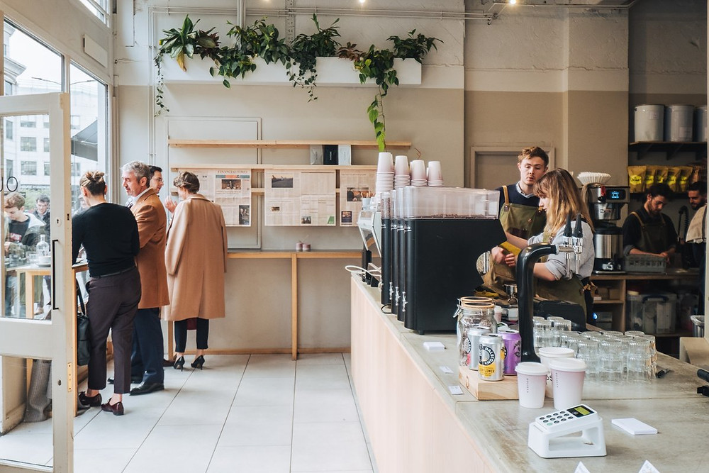 rosslyn coffee london