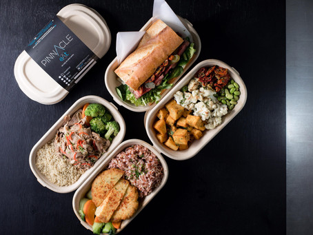 Healthy Meal Delivery Services From Pinnacle eAt