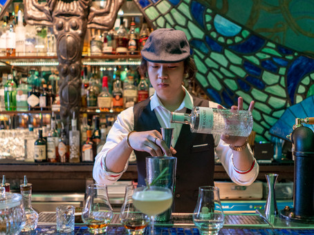 Learn to Make Home Cocktails With Hong Kong's Best Bars