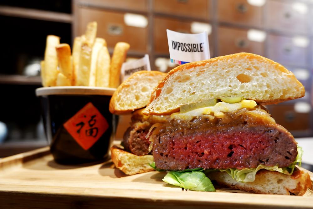 Tai Wo Tang impossible burger