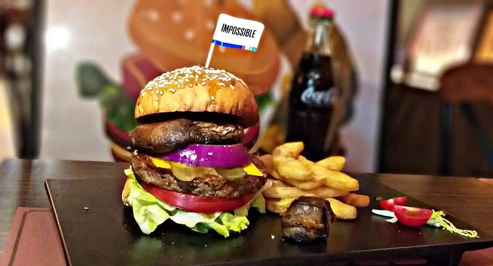 W...Burger impossible