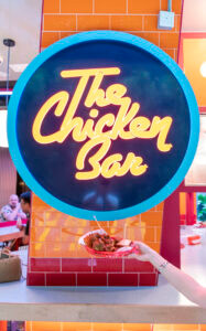 the chicken bar cha siu papers times mr ping