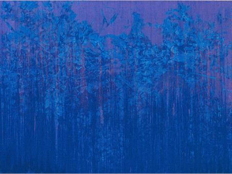 Pan Jian: A Chinese Abstract Artist and his view on the world.
