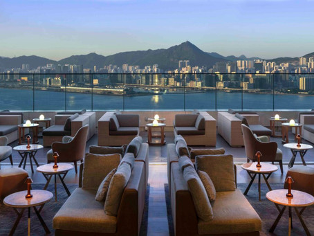Sugar at EAST Hong Kong Offers Sleek Rooftop Views & Local-Inspired Cocktails