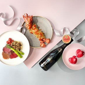 Eat Your Heart Out With These Unique Valentine's Day Menus in Hong Kong 2021