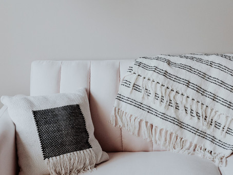 Luxury Throws & Pillows to Indulge in