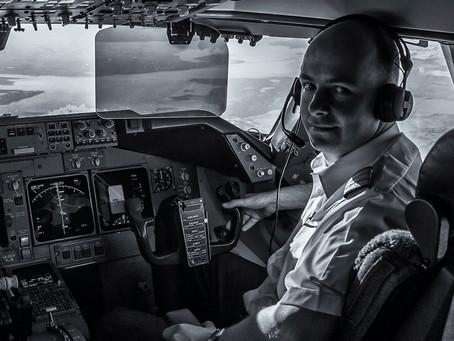 10 Minutes with…Christiaan van Heijst, Pilot & Photographer