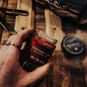 Review: Luxury Men's Hair Clays & Pomades