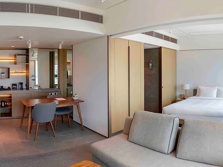 Minimalistic Boutique & Arts Hub at Hotel Stage