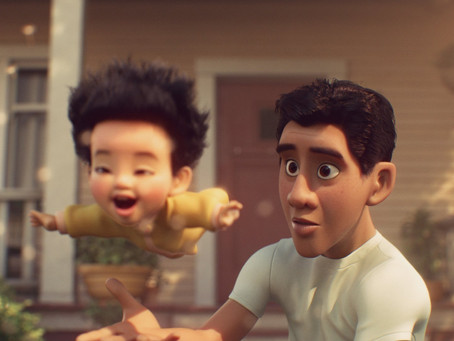 The Asian-American story behind Pixar's Float with director Bobby Rubio.