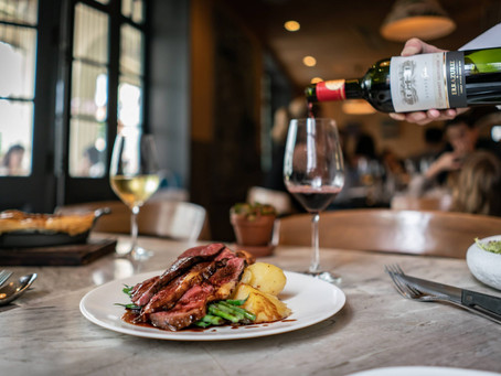 The Pawn Kitchen Weekend Brunch Serves a Selection of Enticing Sharing Dishes
