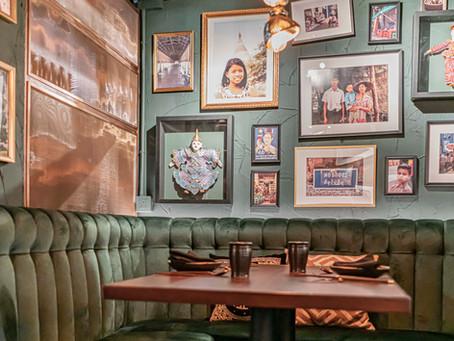 Club Rangoon is Hong Kong's First Gourmet Burmese Restaurant