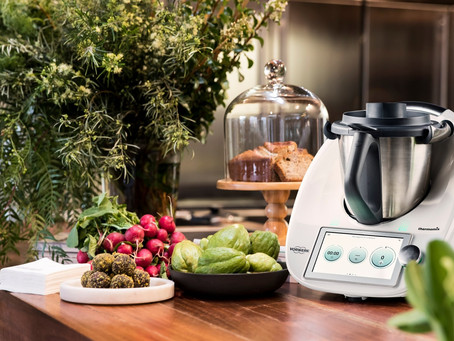 Thermomix: The World's Smallest, Smartest Kitchen
