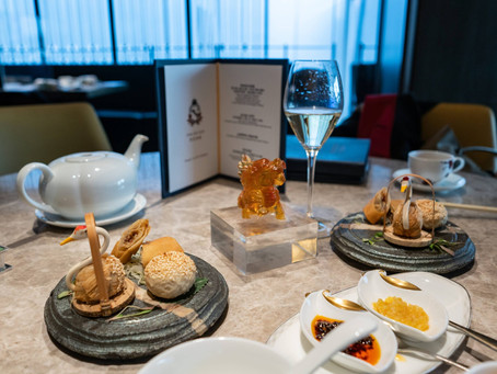 Ying Jee Club's Dim Sum Tasting Menu Champions Exquisite Cantonese Cuisine With Modern Fare