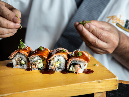 Tojo's Restaurant Curates Innovative Japanese Cuisine with Historical Influences