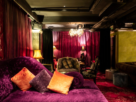 The Luxe Manor is a Surrealism-Inspired Boutique Hotel