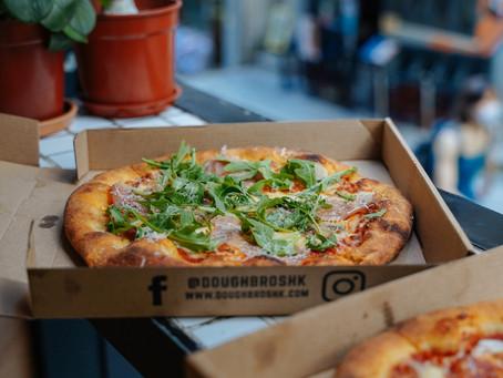 Dough Bros Serves Scrumptious Artisanal Sourdough Pizzas & Fun-Filled Doughnuts