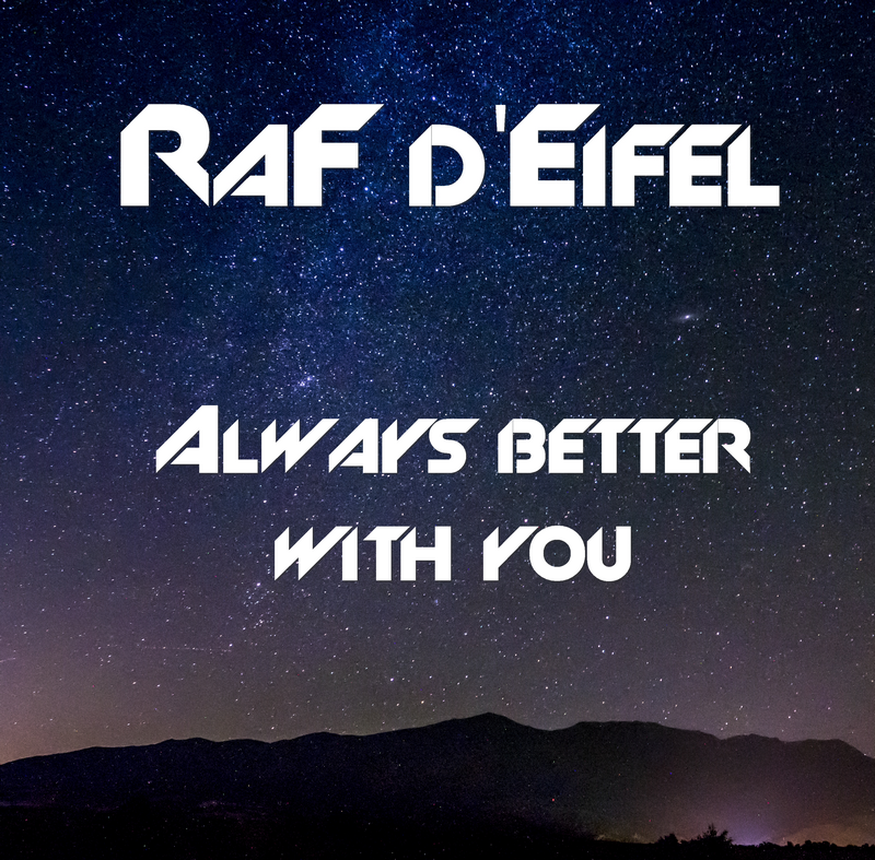 New single : Always better with you