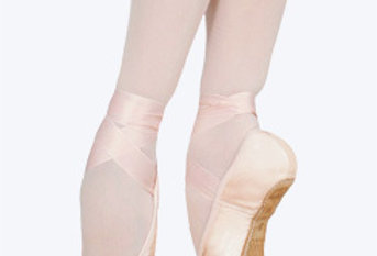 Grishko Pointe Shoes 2007 Medium