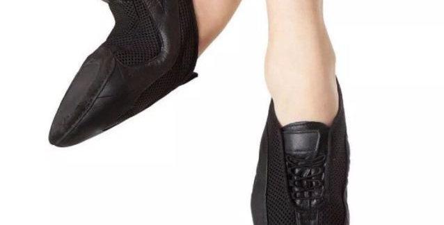 Bloch Slipstream Slip-On Jazz Shoe Style ES0485L BLACK