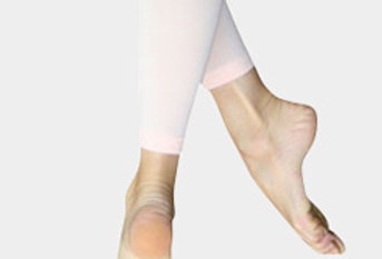 T0940L Bloch Footless Tight for Adults