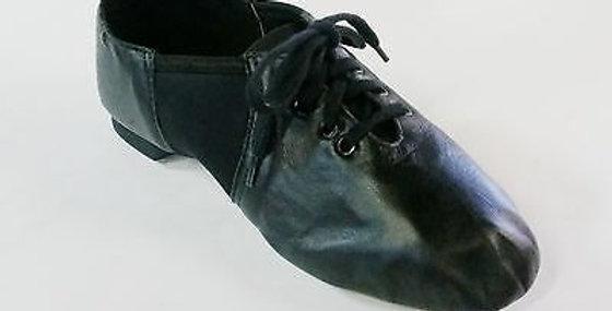 Capezio CG10 Split Sole Jazz Shoe BLACK
