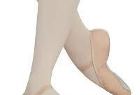 Capezio Daisy Full Sole Leather Ballet Slipper C-205X and C-205C