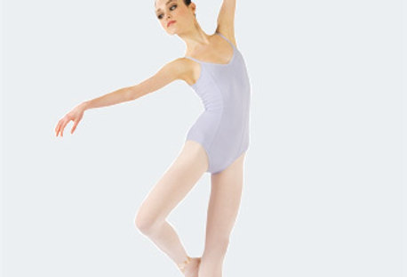 CC101C/CC101 Capezio Cotton Camisole Leotard with Princess Seams