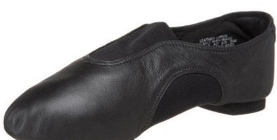 CP01C/CP01 Capezio V Jazz Low Slip on Jazz Shoe