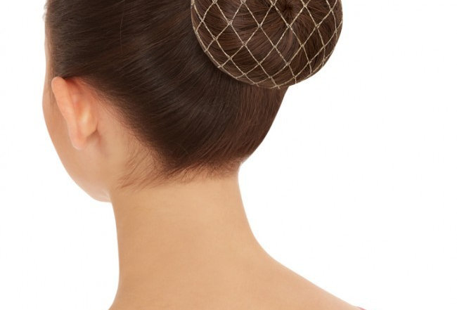 Capezio BH427 Metallic Hairnets