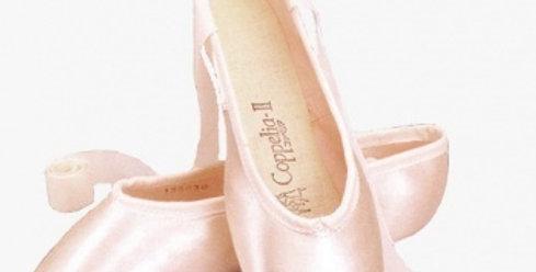 Coppellia II Pointe Shoe