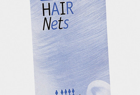 Bunheads hair nets (pack of 3)